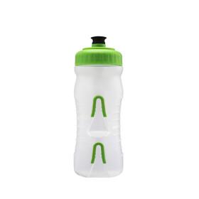 Fabric Cageless - Bidon - 620 ml vert/transparent